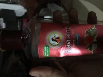 Himani Navratna Ayurvedic Oil -navaratna cool oil-By deepooooh