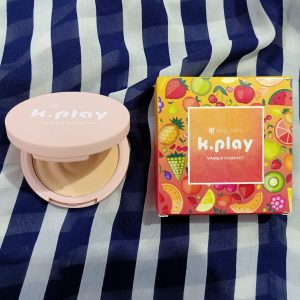 MyGlamm K.PLAY FLAVOURED COMPACT pic 2-Soft glam perfect-By priyanka_bhosle