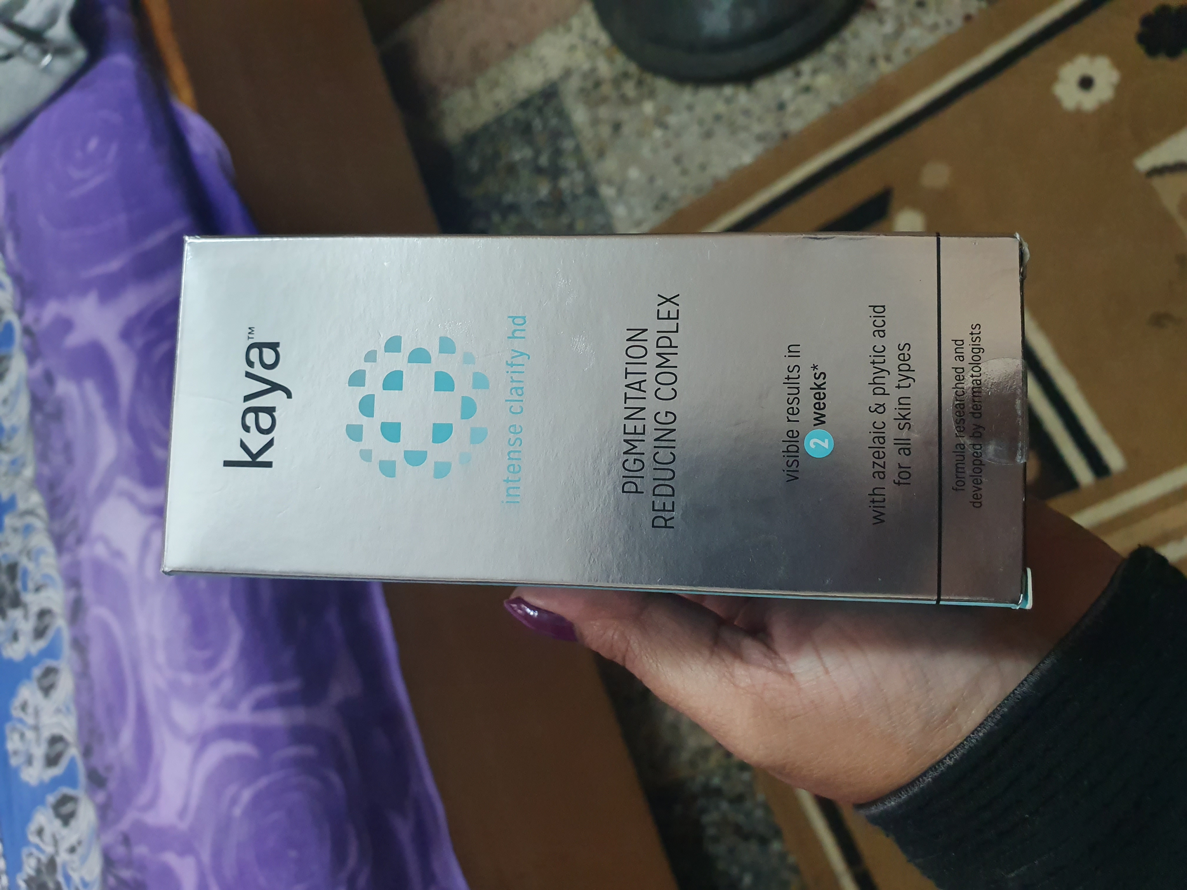 Kaya Pigmentation Reducing Complex-High quality night cream for pigmentations.-By ankita_agarwal-1