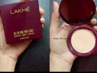 Lakme All In One Pan Cake -Lakme all in one pan cake-By somupa