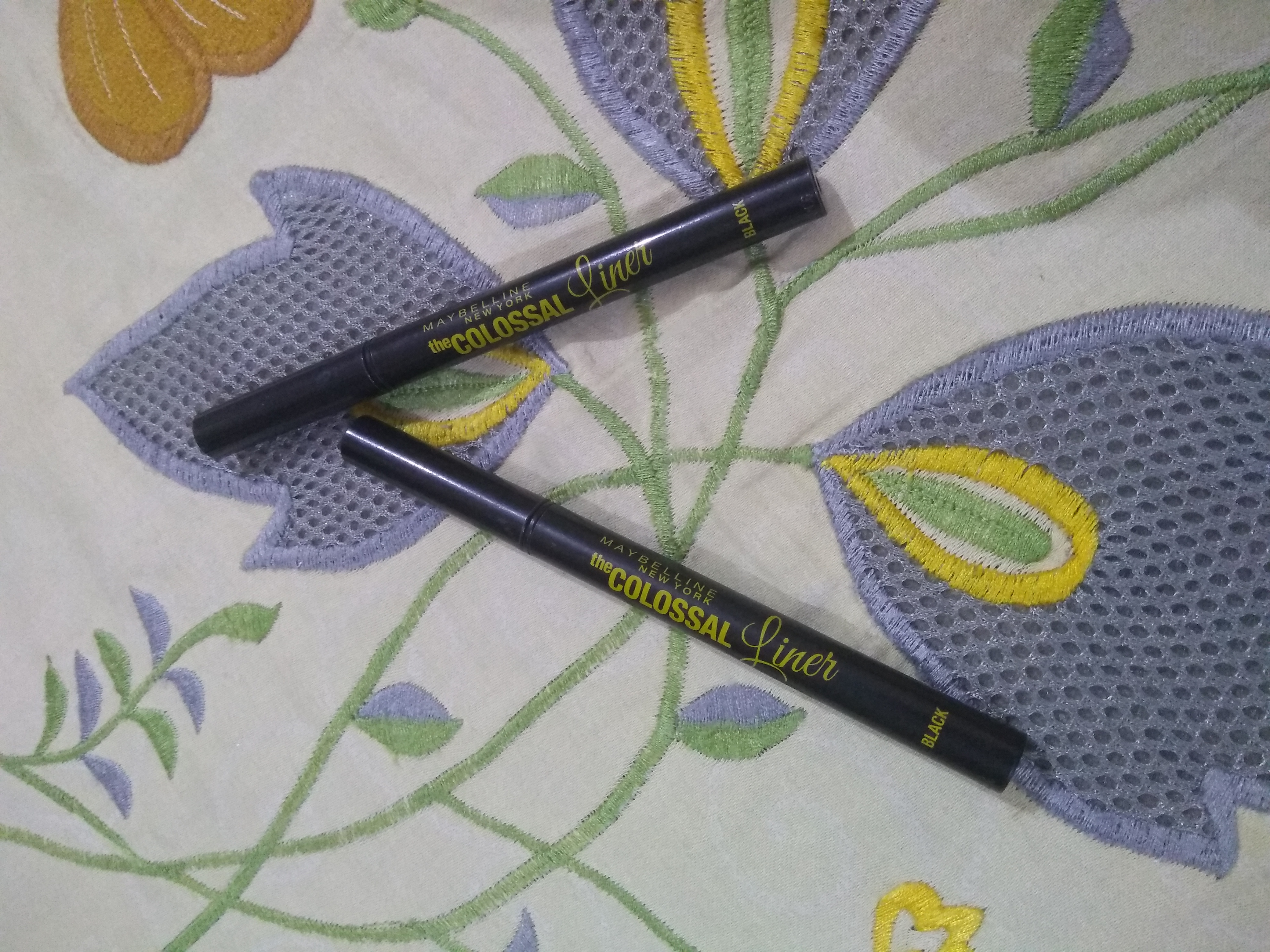 Maybelline New York The Colossal Liner-Pen Liners, Perfectly designed for beginners-By ankita_agarwal