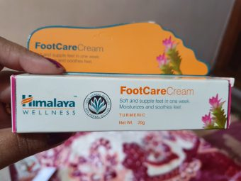 Himalaya Foot Care Cream -Foots best friend during winters.-By ankita_agarwal