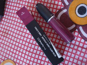 MAC Retro Matte Liquid Lipcolour -Perfect choice to look like a diva.-By ankita_agarwal