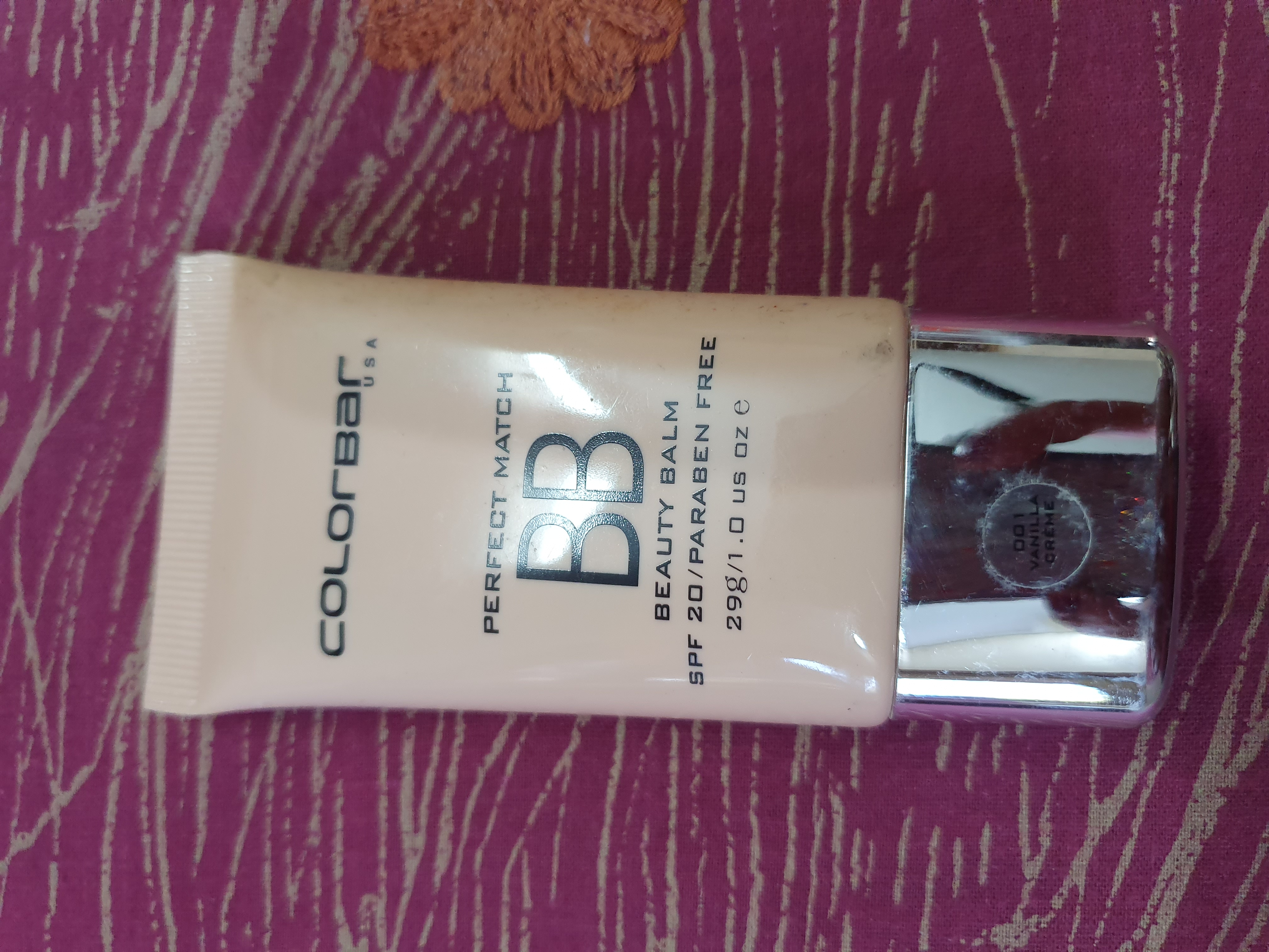 Colorbar Perfect Match BB Cream -Good for everyday use-By ankita_agarwal
