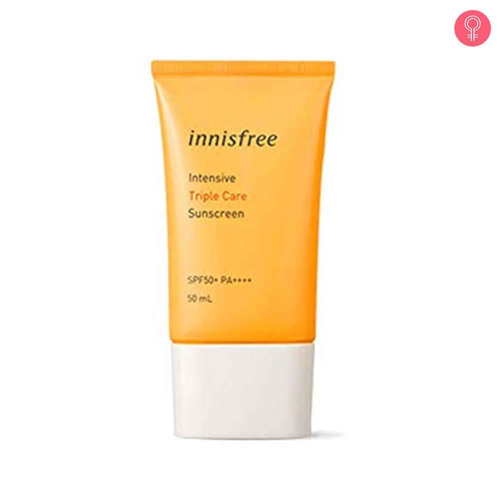 innisfree Intensive Triple Care Sunscreen SPF 50+ PA+++