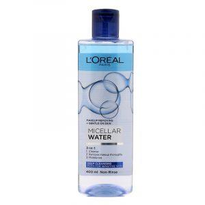 L'Oreal Paris Micellar Cleansing Water -magic micellar water-By fashionalaya_