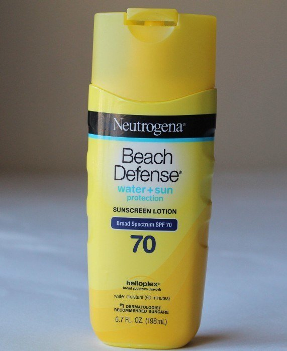 Neutrogena Beach Defense Sunscreen Lotion Broad Spectrum SPF 70 -Skin defense-By jasdeep99