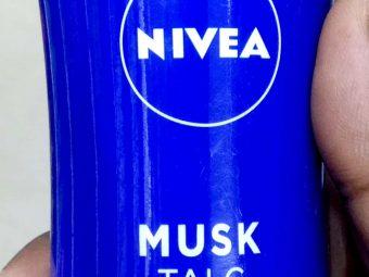 Nivea Musk Talc pic 1-Good frgrance-By stylecp