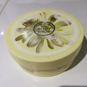 The Body Shop Moringa Body Butter -Bodyshop-By bushraa