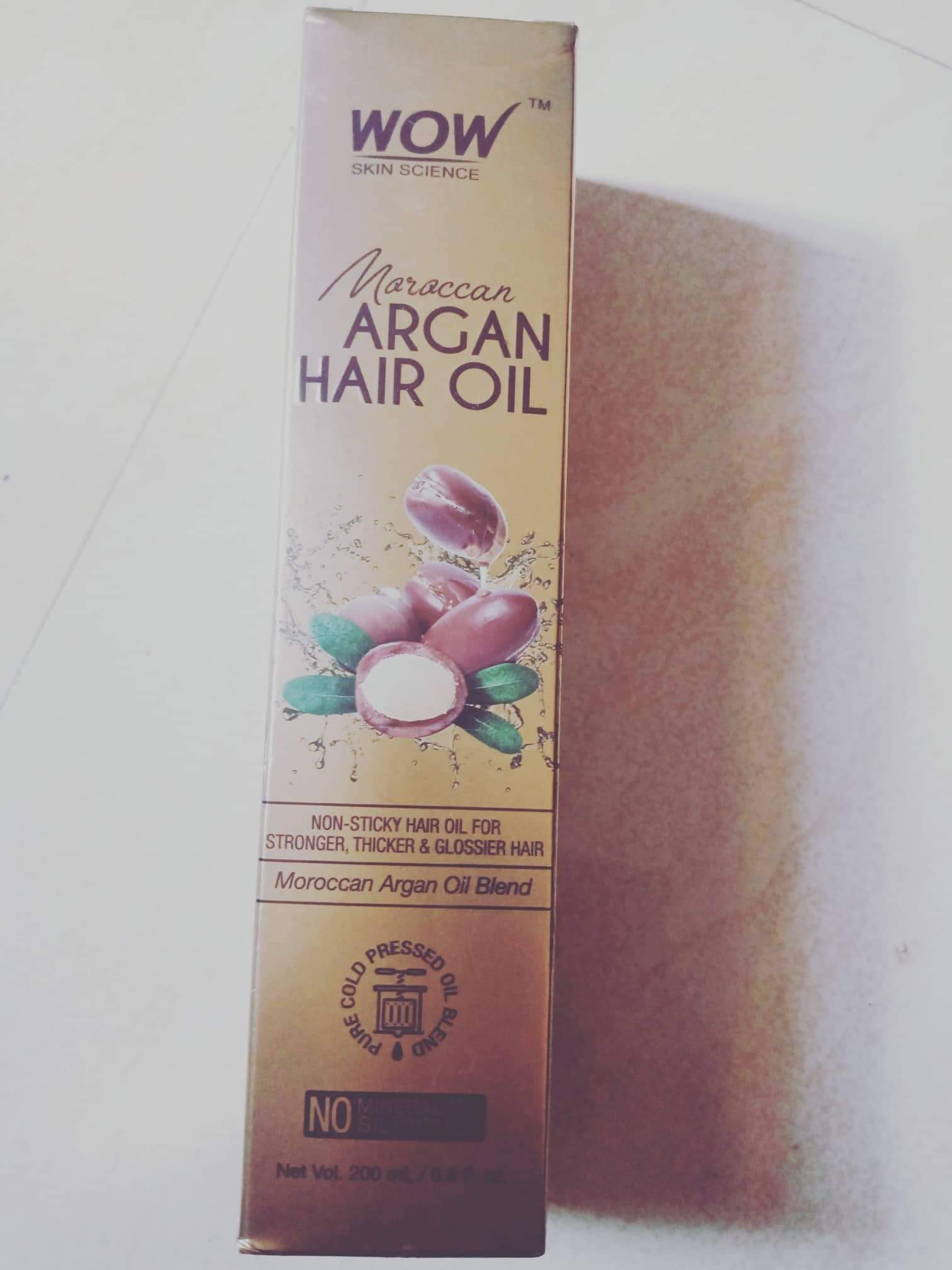 WOW MOROCCAN ARGAN HAIR OIL-Controls Fizz!-By poonam_kakkar-2