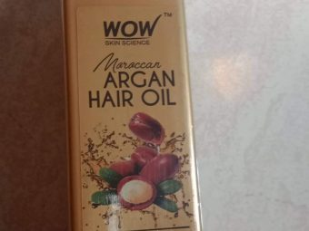 WOW MOROCCAN ARGAN HAIR OIL pic 1-Controls Fizz!-By poonam_kakkar