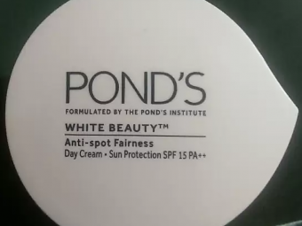 Pond's White Beauty Anti Spot Fairness Cream SPF 15 -Ponds White Beauty Cream-By aneesha