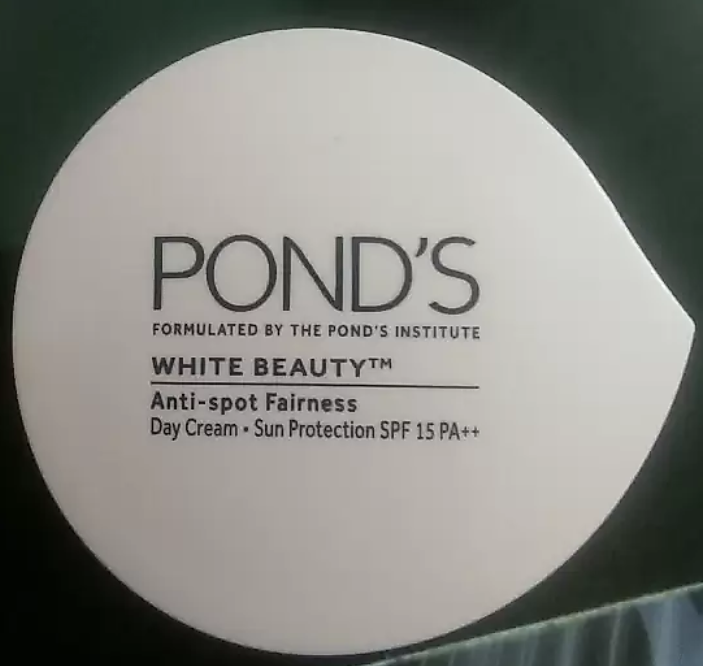 Pond's White Beauty Anti Spot Fairness Cream SPF 15 -Ponds White Beauty Cream-By aneesha