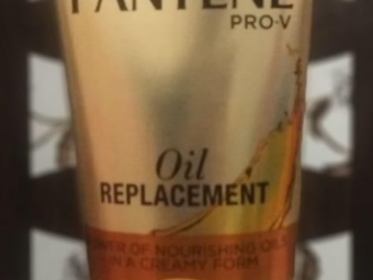 Pantene Pro-V Oil Replacement -Pantene Oil Replacement-By aneesha