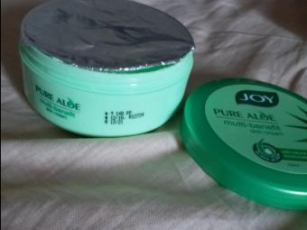 Joy Pure Aloe Multi Benefit Skin Cream -Multi benefits skin cream-By jasdeep99