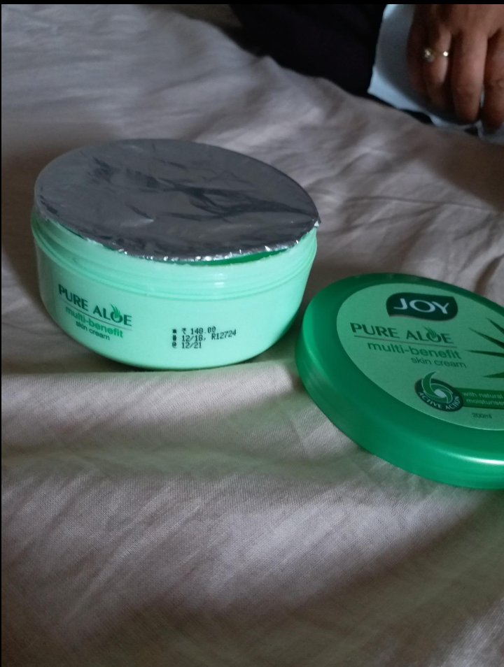 Joy Pure Aloe Multi Benefit Skin Cream-Multi benefits skin cream-By jasdeep99