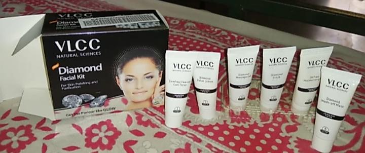 VLCC Diamond Facial Kit-Diamond facial-By jasdeep99