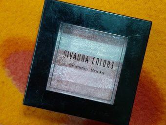 Sivanna Shimmer Highlighter -Sivanna shimmer bricks-By simranwalia29