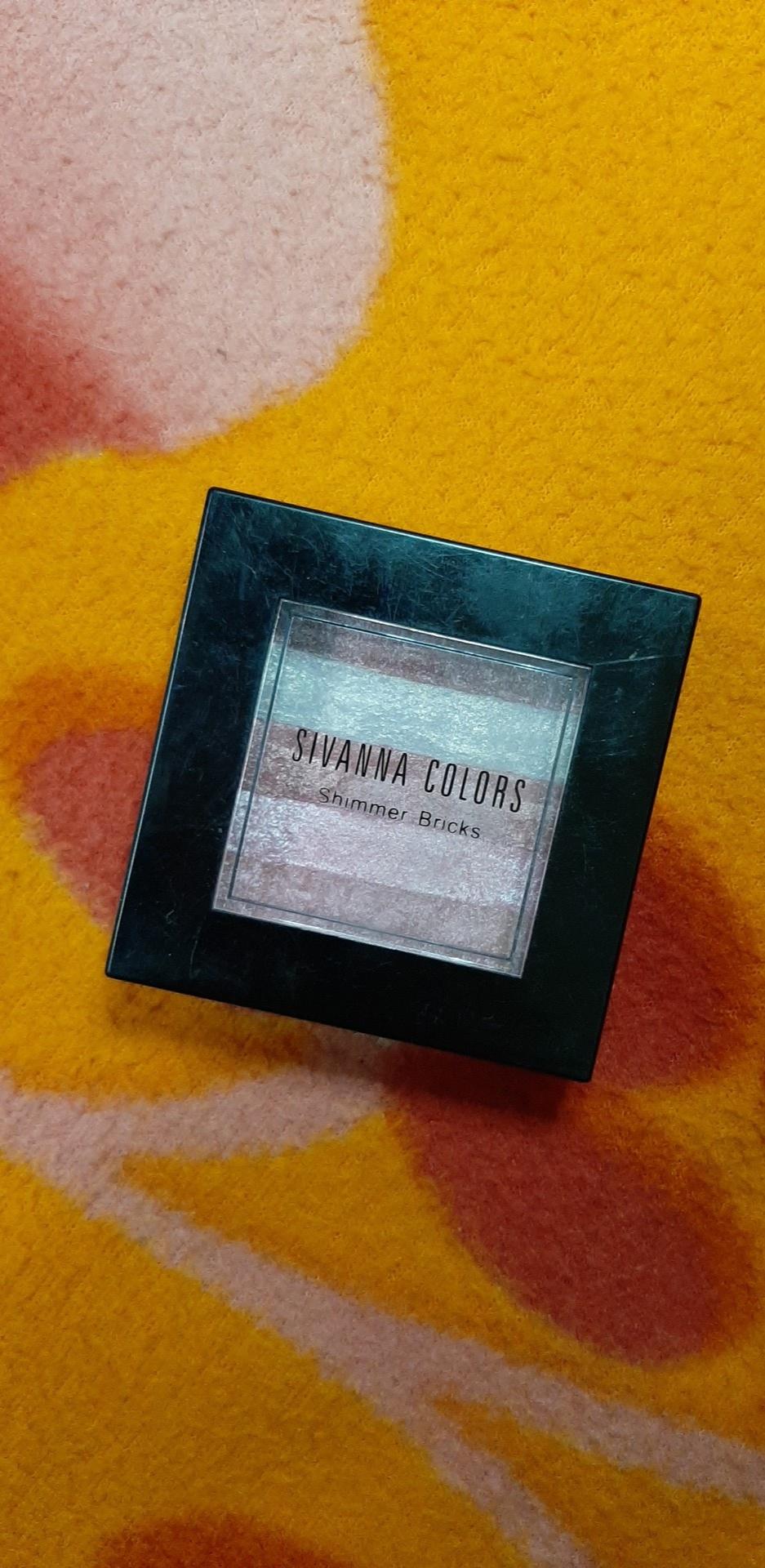 Sivanna Shimmer Highlighter-Sivanna shimmer bricks-By simranwalia29