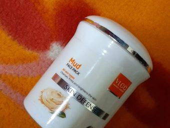 VLCC Skin Defense Mud Face Pack -Mud face pack-By simranwalia29