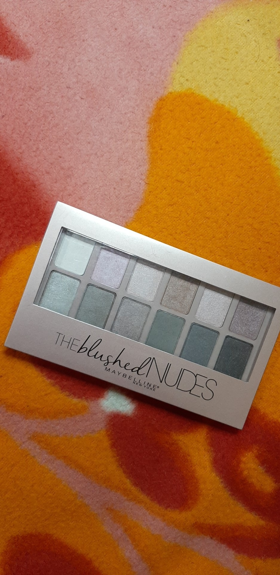 Maybelline New York The Blushed Nudes Palette-Maybelline blushed nudes palette-By simranwalia29