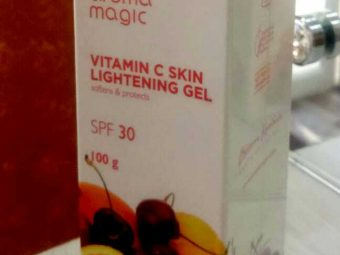 Aroma Magic Vitamin C Skin Lightening Gel SPF 30 -Nice-By pogostylecase