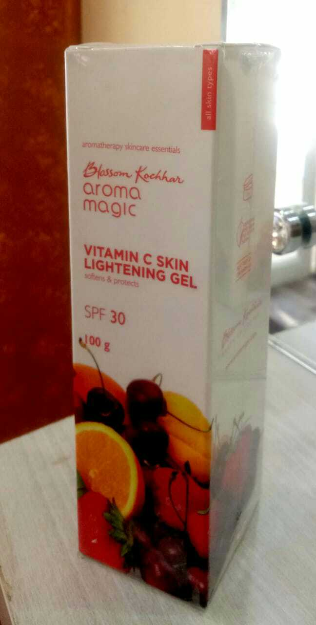 Aroma Magic Vitamin C Skin Lightening Gel SPF 30-Nice-By pogostylecase