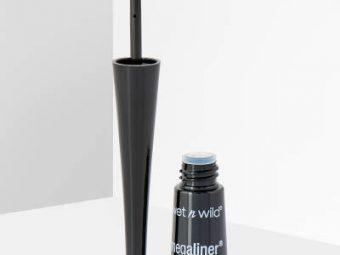 Wet N Wild Megaliner Liquid Eyeliner -Megaliner eyeliner-By jasdeep99