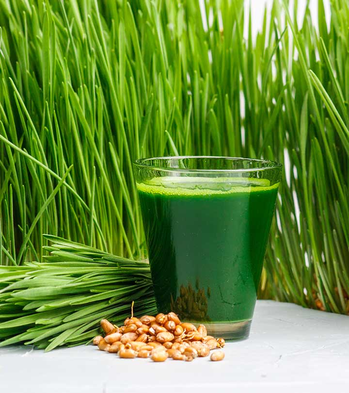 wheatgrass Benefits and Side Effects in Hindi