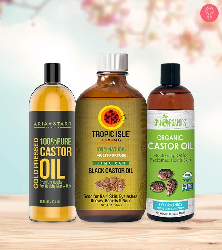 10 Best Castor Oils That Promote Hair Growth