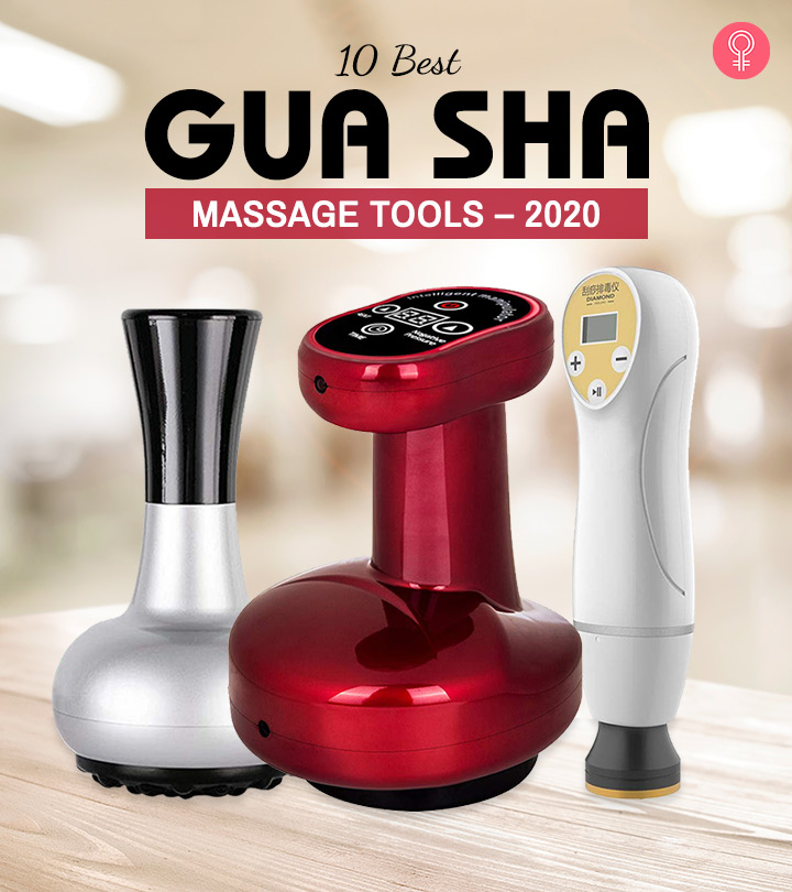 10 Best Gua Sha Massage Tools – 2020