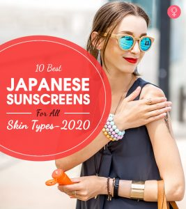 10 Best Japanese Sunscreens For All Skin Types – 2020