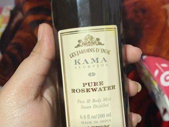 Kama Ayurveda Rose Water -Pure rose water-By garimabagga