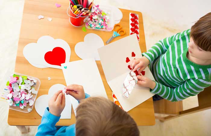 15 Valentine's Day Games For Kids