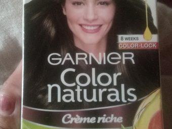 Garnier Color Naturals Creme Hair Color -Long lasting colour-By shalinighosh5