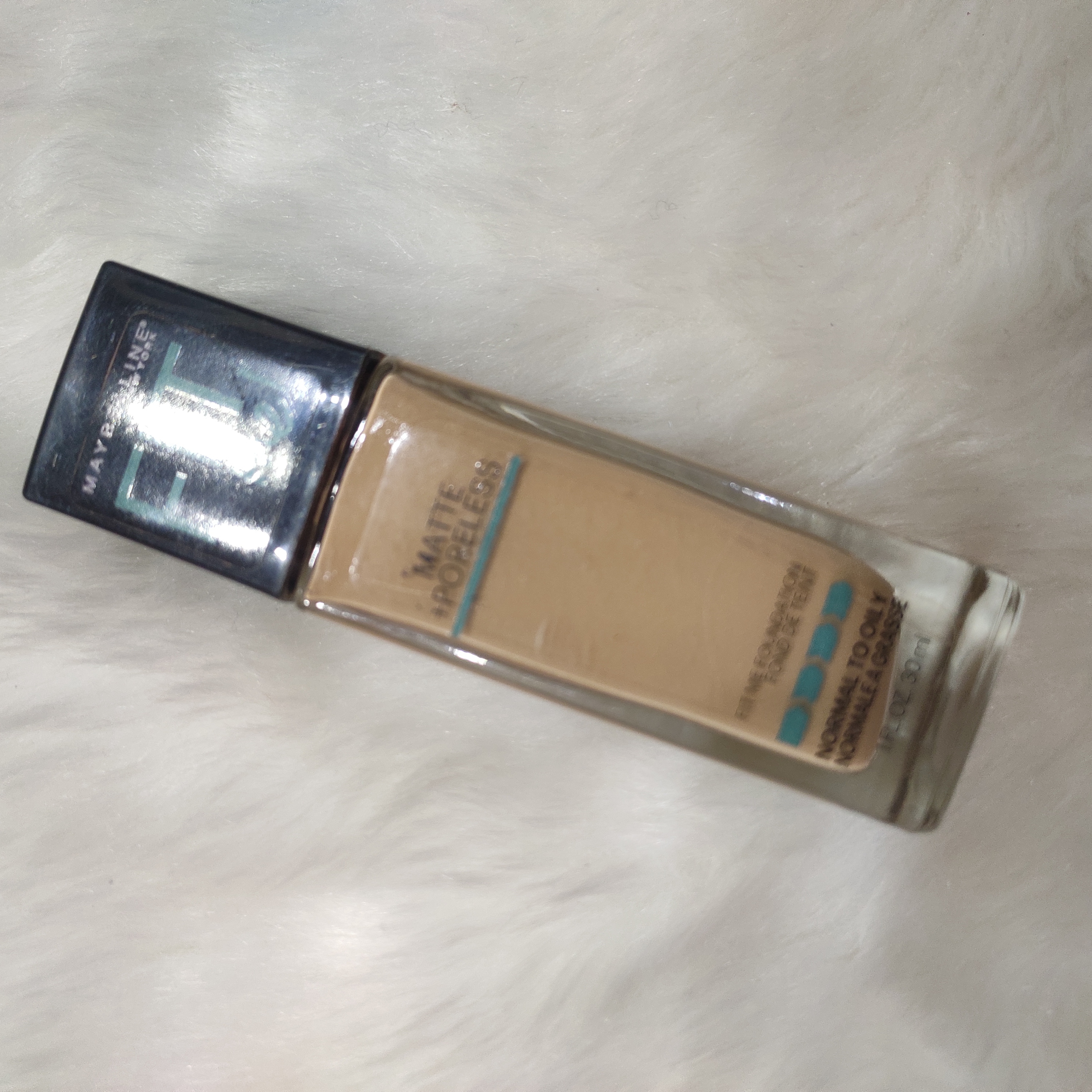Maybelline New York Fit Me Matte + Poreless Foundation-Foundation That Fits Every Skintone-By nameera_junani-3