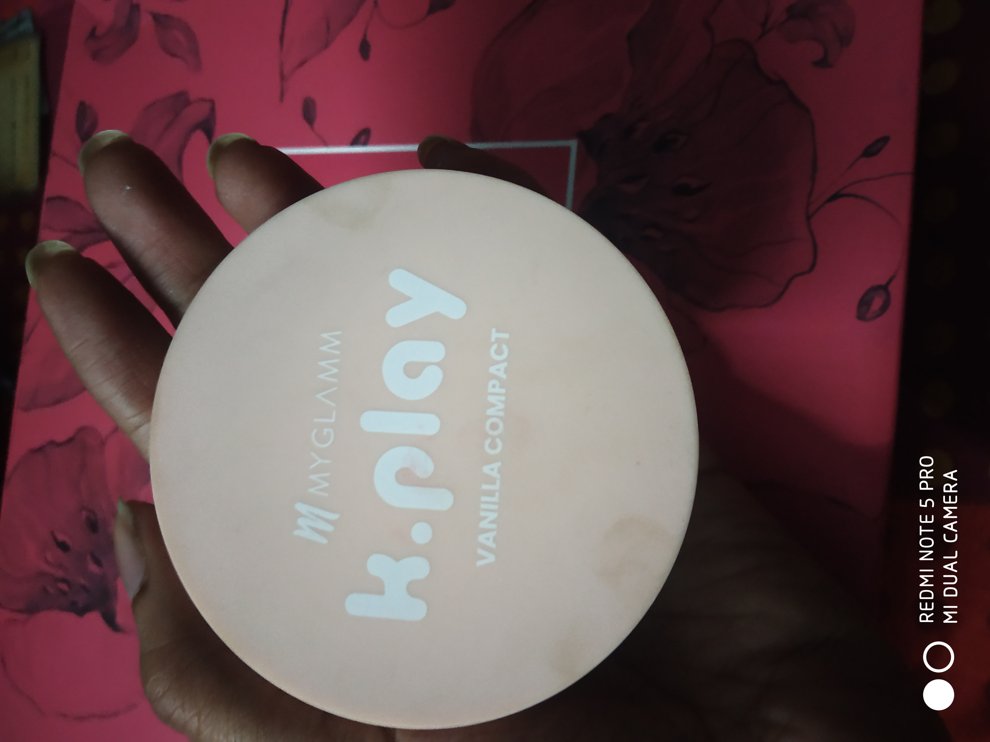 MyGlamm K.PLAY FLAVOURED COMPACT-Absolutely love the product-By priyadarshini_08-2