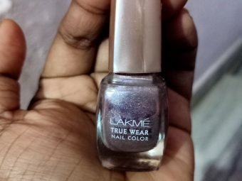 Lakme Absolute Gel Stylist Nail Polish -Expensive but nice product-By food_blog959