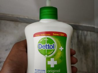 Dettol Original Liquid Hand Wash -Protection against germs-By mitshu98