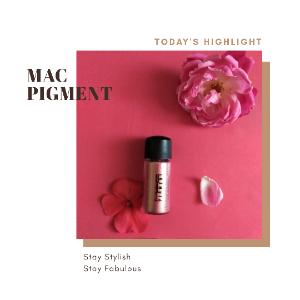 MAC Pigment -MAC Pigment-By aneesha