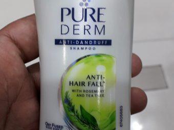 Pure Derm Anti Hairfall Shampoo pic 1-Good for lustrous hair-By manju_
