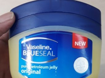 Vaseline Blueseal Pure Petroleum Jelly Original pic 2-best jelly-By manju_