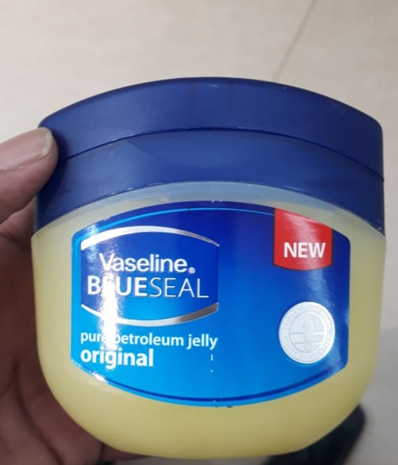 Vaseline Blueseal Pure Petroleum Jelly Original pic 2-best jelly-By manju_