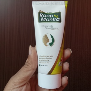 Roop Mantra Ayurvedic Medicinal Face Cream-Love this for acne spot treatment-By sufiaansarii-2