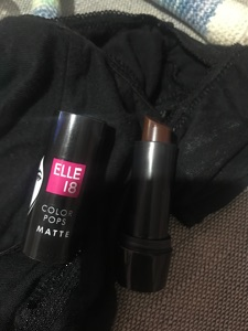 Elle 18 Color Pops Matte Lip Color-Good purchase for 99rs-By stylecraze-me_