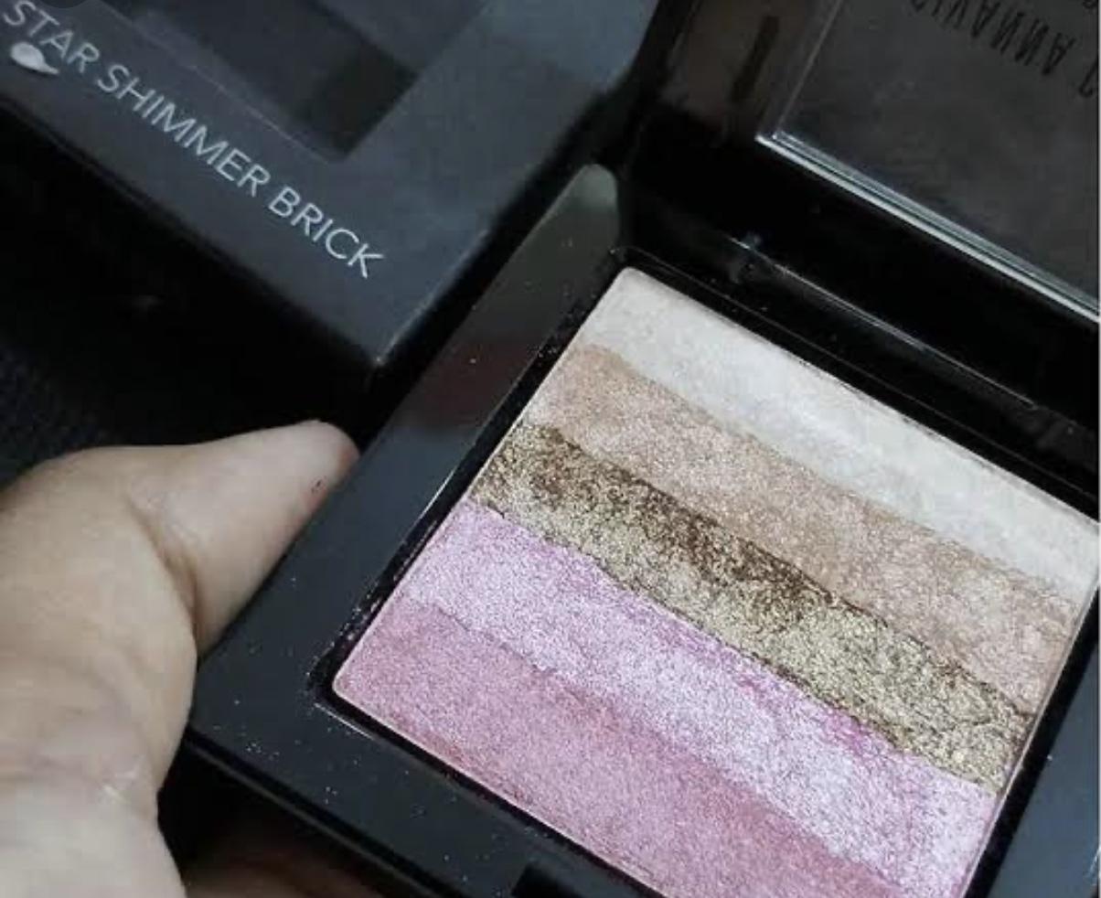 Sivanna Shimmer Highlighter-Shimmer glamour-By sakshi_khandal