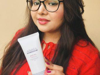Arata Organic Flaxseed Hair Gel pic 1-It is chemical free hair gel-By thatshinyankita