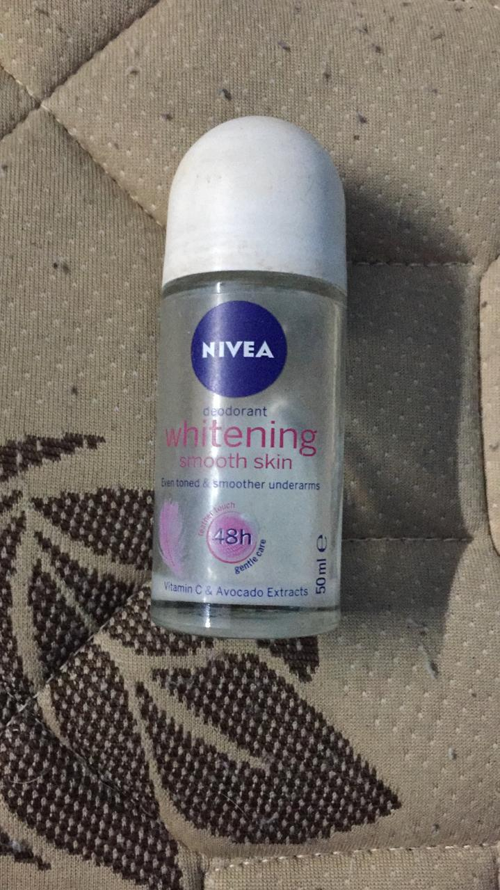 Nivea Pearl & Beauty 48H Deodorant Roll On-Nivea roll on-By garimabagga