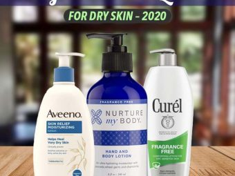 9 Best Fragrance-Free Lotions For Dry Skin – 2020