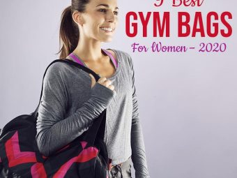 9 Best Gym Bags For Women – 2020